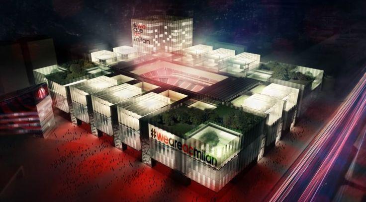 Milan Stadium by Arup