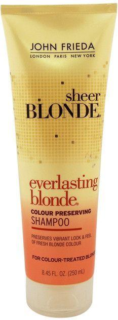 John Frieda - Sheer Everlasting Blonde Colour Preserving Shampoo (8.45 oz.)