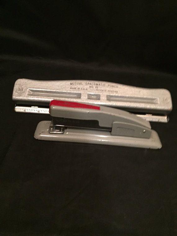 Vintage Swingline 400 Stapler  Heavy Duty Stapler Industrial