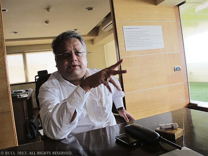 Rakesh Jhunjhunwala: This Jhunjhunwala-owned stock offered 10 times return in 4 years