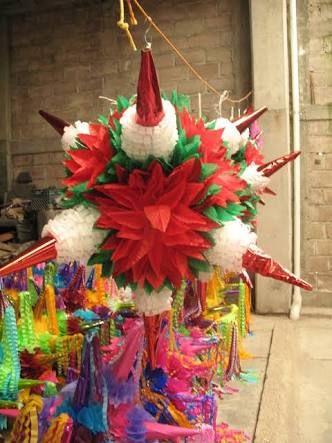 Resultado de imagen para piñatas mexicanas tradicionales
