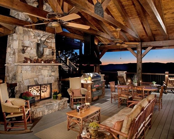 1000+ Ideas About Rustic Porches On Pinterest | Porch Bed, Log