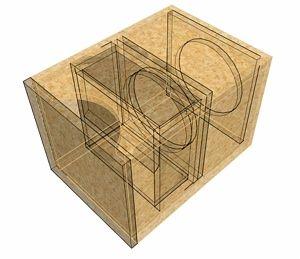 DECWARE / Car Audio Sub Box Plans