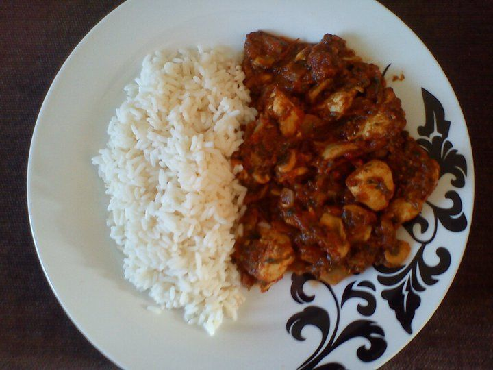 Slimming World Recipes: QUICK & EASY CHICKEN CURRY
