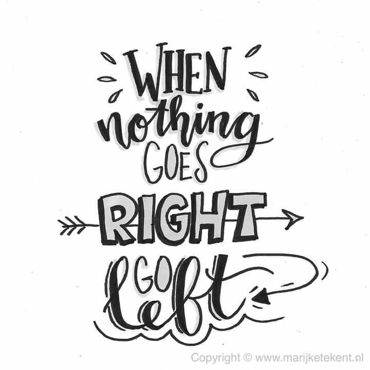 The best hand lettering quotes ideas on pinterest