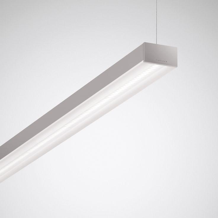 Solvan flow h led hängeleuchte anbau und hängeleuchten innenbeleuchtung trilux · flowlight