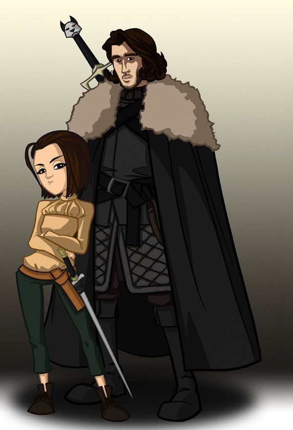 Brother and Sister by immilesaway.deviantart.com on @deviantART