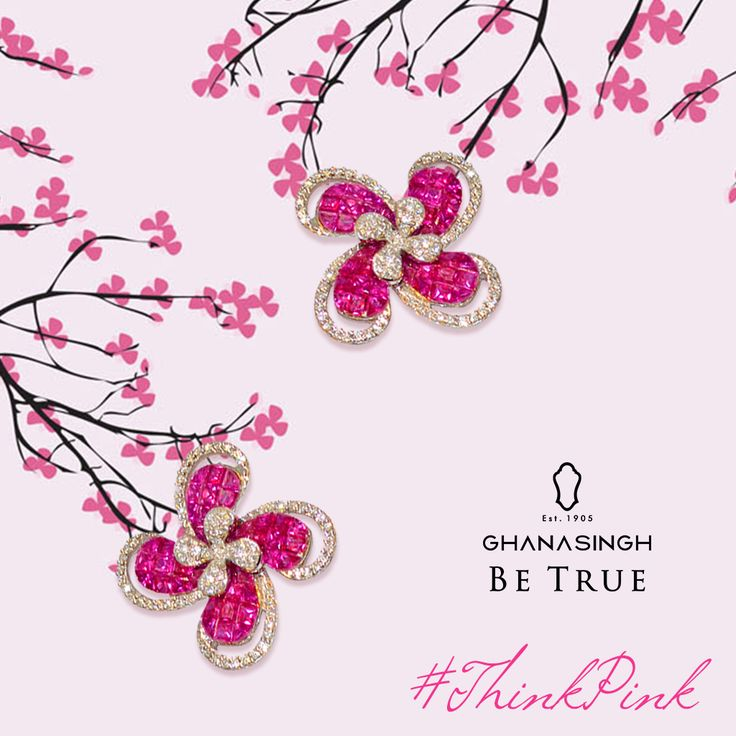 She who chooses to #ThinkPink, shall rule the world!