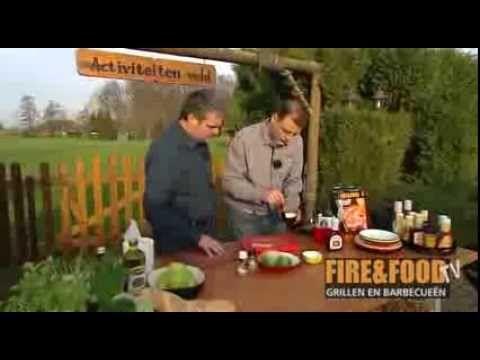 Fire&Food - Hoe bereid ik een entrecote met een mooie grillmark