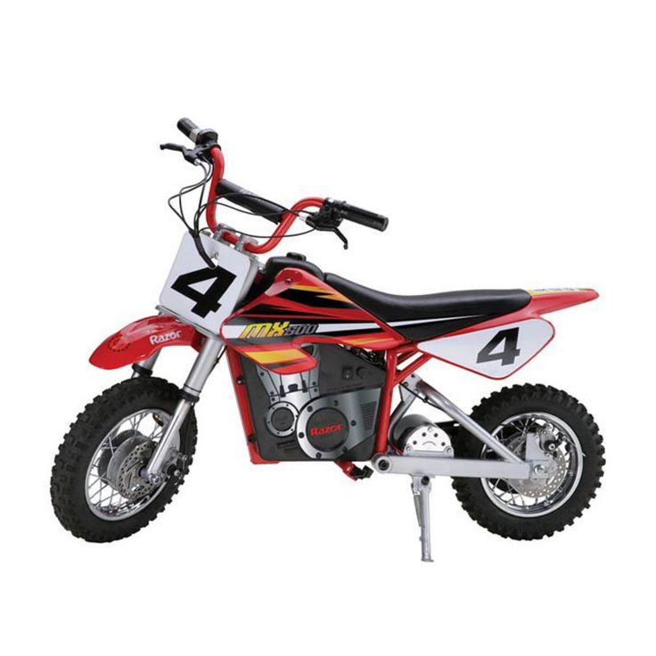 Razor Dirt Rocket Motorcycle Battery Powered Riding Toy - 15128190