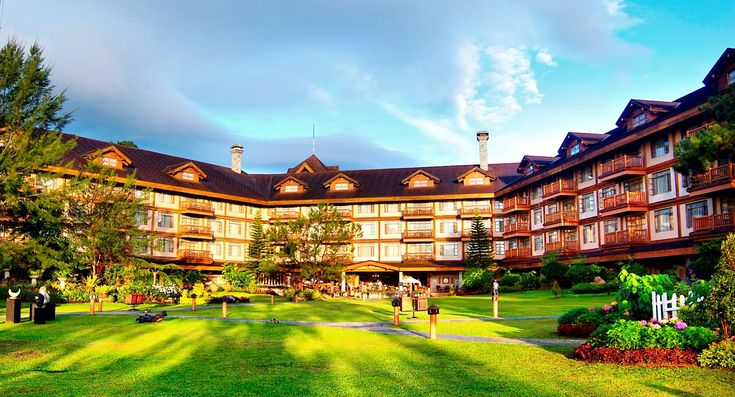 The Manor at Camp John Hay in Baguio, Philippines