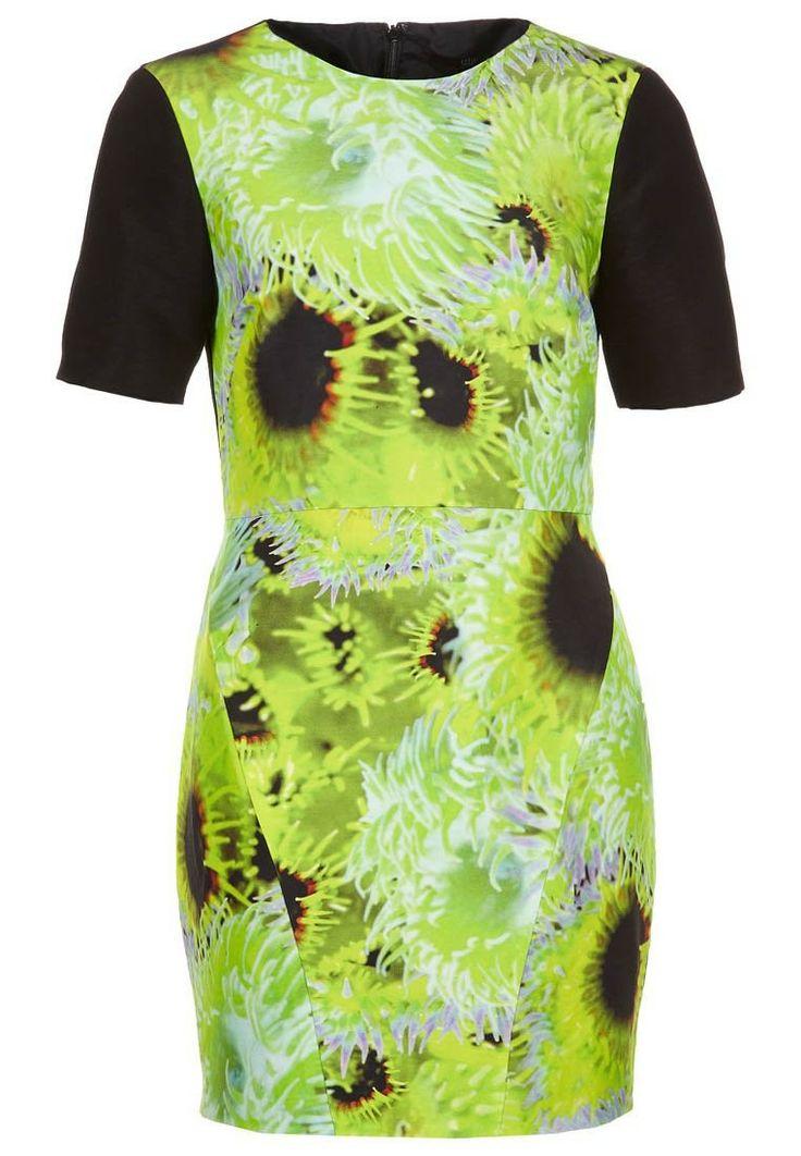Tibi Zakelijke jurk Groen - Tibi Zakelijke jurk Groen