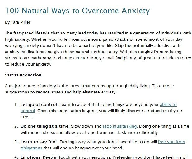 Strategies for Overcoming Depression