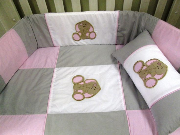 Scruffy hippo linen set, 100% cotton chambray with percale backing and sheeting. pink, stone and white make a unique combination for a fresh nursery with a difference. Made to order, matching wallpaper border available.  www.facebook.com/borderboutique.co.za
