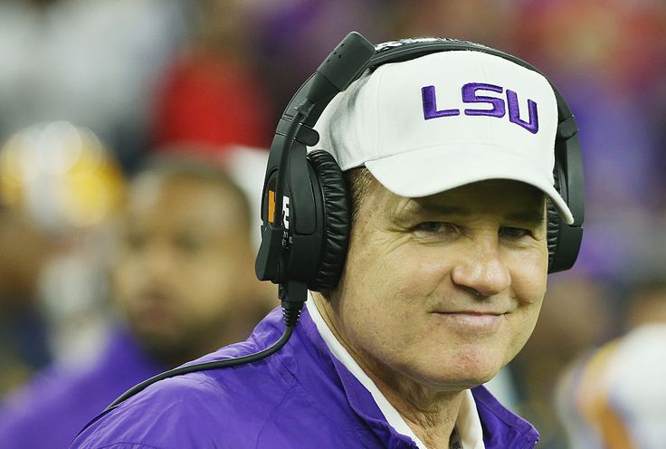 Les Miles Thinks He Somehow Could Find Success Even with a Quarterback Like Cam Newton
