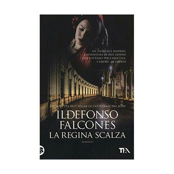 La regina scalza ~ libro TEA edizioni