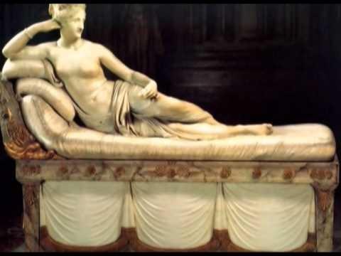 Neoclásico, escultura (Historia del Arte)