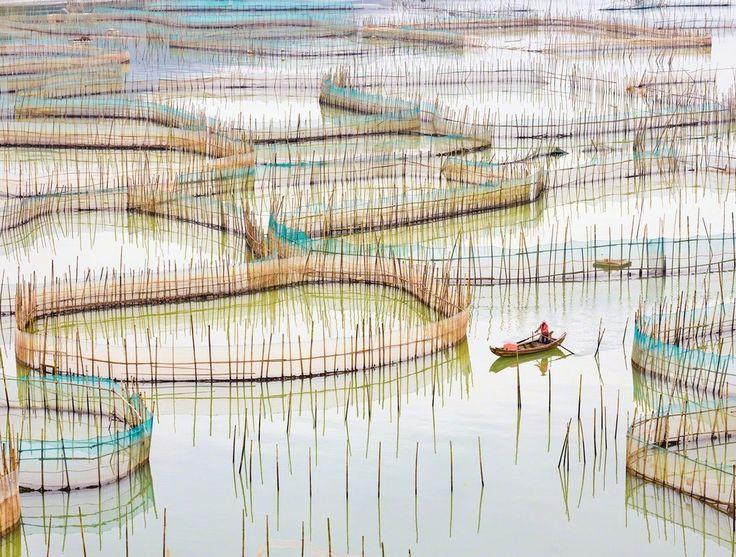 David Burdeny, 'Nets,  Ningde, Fujian, People's Republic of China', 2017