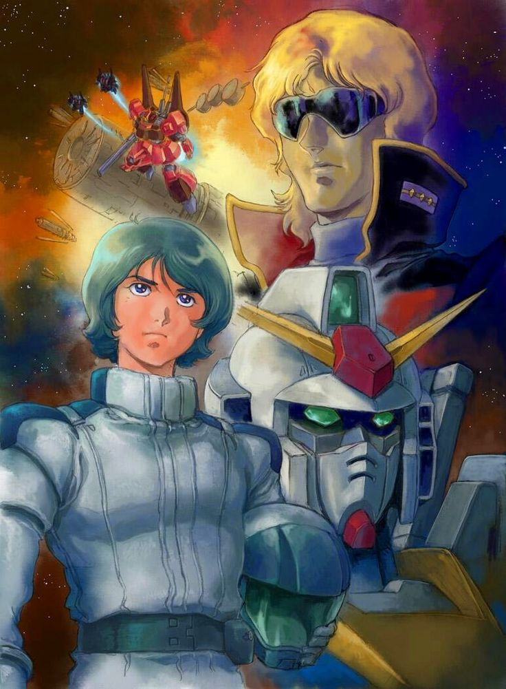 GUNDAM GUY: Awesome Gundam Digital Artworks [Updated 4/5/15]