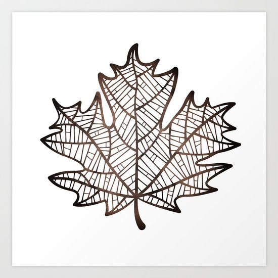 Seasons - Autumn Art Print