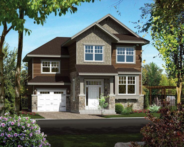 dot e d une fen tre en saillie l 39 avant d un porche soutenu par deux colonnes et d un. Black Bedroom Furniture Sets. Home Design Ideas