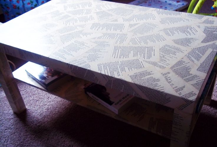 17 best ideas about decoupage coffee table on pinterest