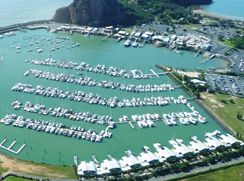 Access to Great Keepel Island - Keppel Bay Marina - Restaurant -  Waterline must try.