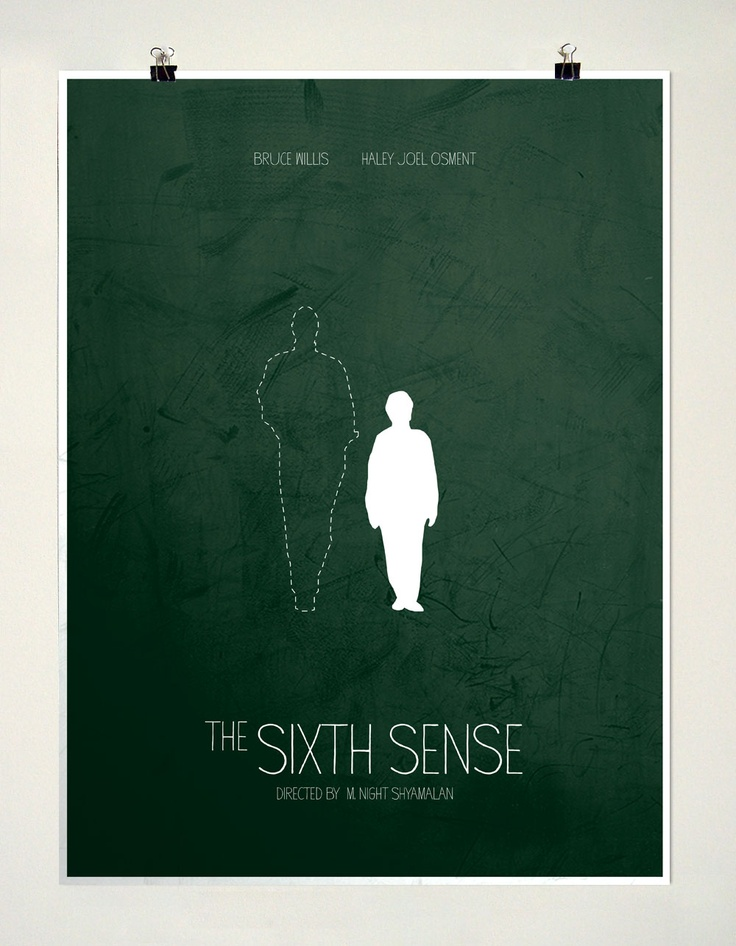 an interpretation of the movie the sixth sense How does the sixth sense  persons could now speak in their native language and others could read the interpretation  esp movie analysis - the sixth sense.