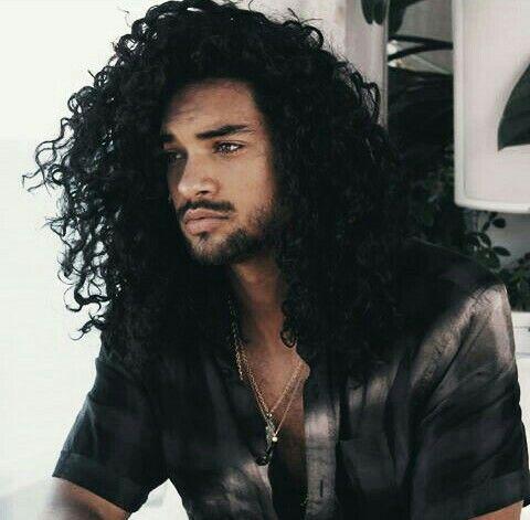 Pin By Le 227 Ozinho On Cristian Cruz Pinterest Curly