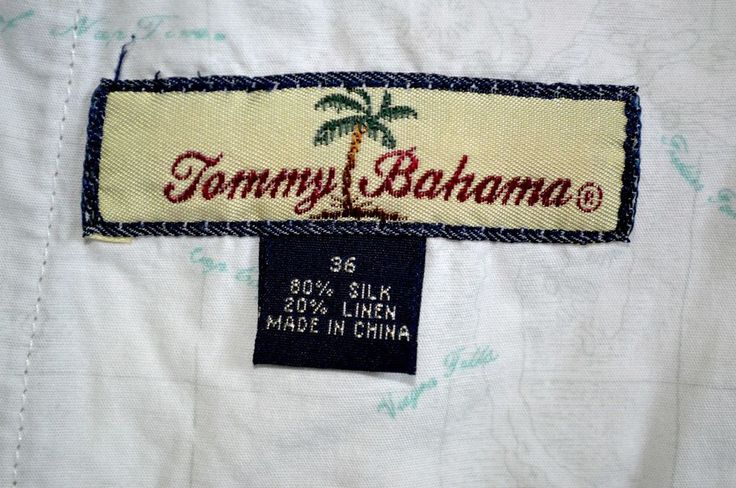 Tommy Bahama Brand Men's Dress Shorts, 36 Waist, Silk-Linen Blend, Beige #TommyBahama #DressShorts