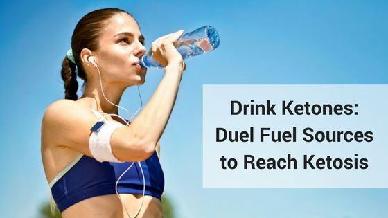 For the first time ever, ketones and glucose can coexist in your body as duel fuel sources, thanks to exogenous ketone supplementation. Drink your ketones!