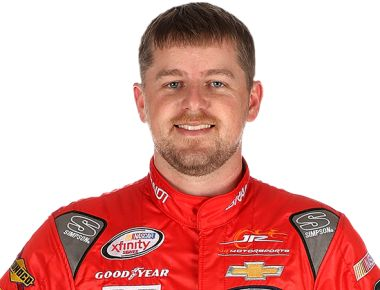 XFINITY SERIES:   Justin Allgaier:  No. 7  -  MAKE:  Chevy  -  TEAM:  JR MOTORSPORTS  -    DATE OF BIRTH: JUN 6, 1986  -    ROOKIE YEAR: 2009  -    Justin Allgaier competes full-time in the XFINITY Series for JR Motorsports. Allgaier has four career XFINITY Series wins and earned Sunoco Rookie of the Year honors in 2009. Allgaier has also competed in the Monster Energy NASCAR Cup Series, earning one career top-10 finish, as well as the Camping World Truck Series.