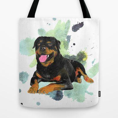Rottweiler, society6