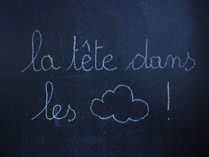 La tête dans les nuages // Head in the clouds - émoi émoi