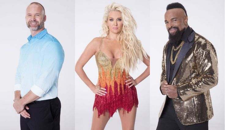 'DWTS' Cast 2017: See The First Official Photos For Season 24