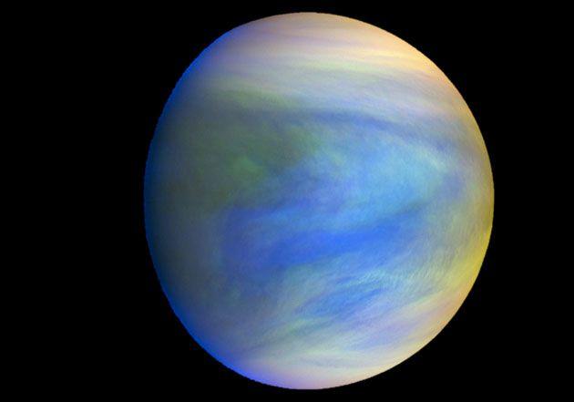 Astrobiologen spekulieren über Leben in der Venusatmosphäre