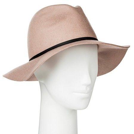 Women's Felt Rancher Hat Blush- Merona™ : Target