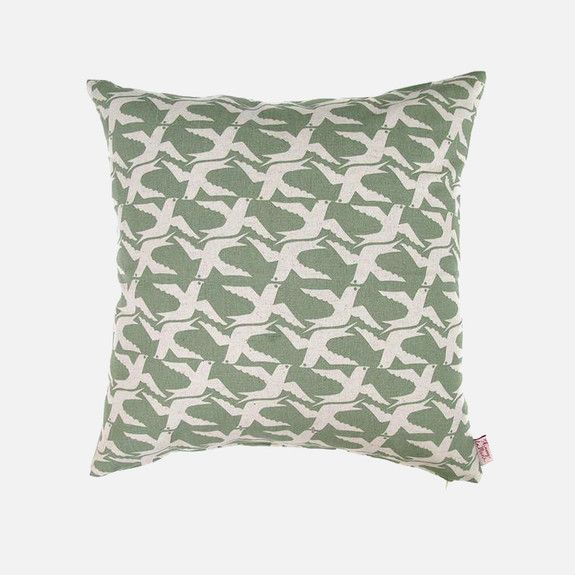 Skinny La Minx - Cloudbirds Cushion Cover