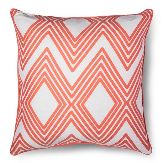 63--Large Throw Pillow Diamond - Room Essentials™ : Target