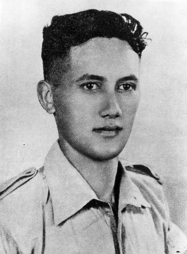 Te Moananui-a-Kiwa Ngārimu in 1940 | NZHistory, New Zealand history online