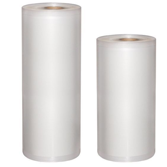 FoodPak 2 Pack 11'x 50' 8'x 50' Commercial Vacuum Sealer Saver Rolls Food Storage ** Be sure to check out this awesome product.