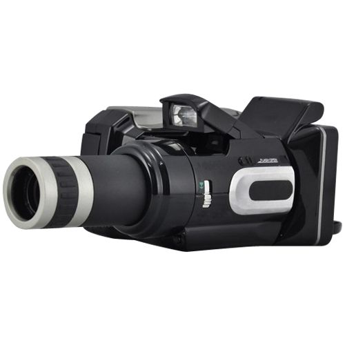 1280x720P 16.0 MP HD Digital Video Camcorder Camera DV with 8X Digital Zoom and Two Interchangeable Lens