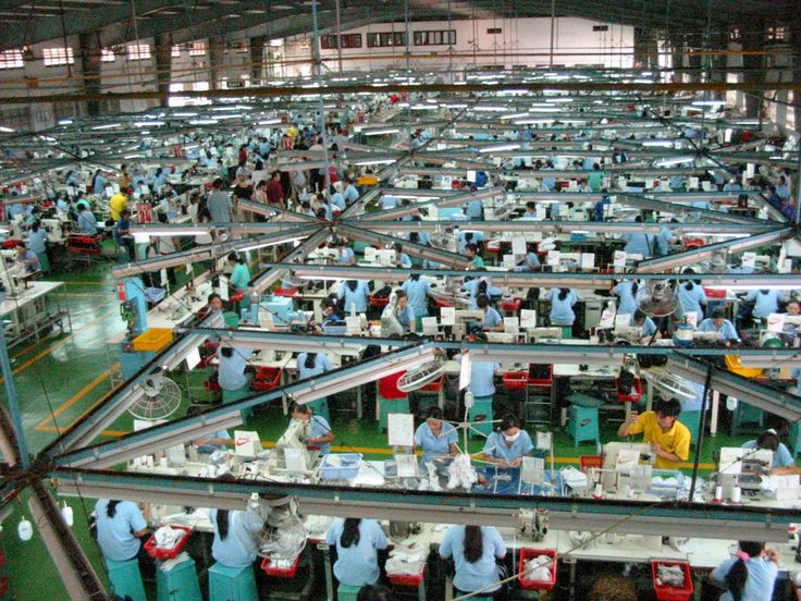 Nike Shoes Manufacturing Plants