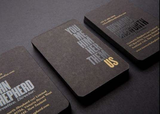 22 best business card images on pinterest business cards visit get graphic design inspiration for uncoated business cards that are elegant modern and stylish these elegant uncoated business card designs rock reheart Images