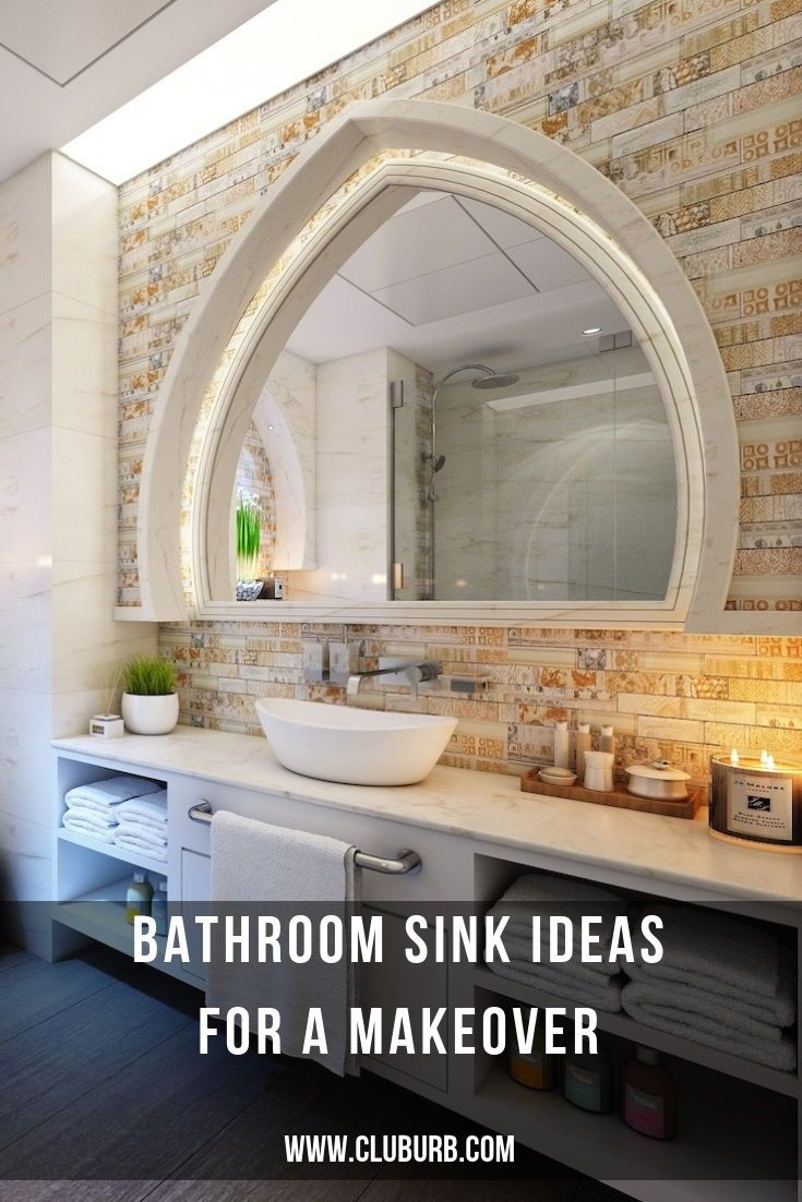 Cool Bathroom Sink Ideas That'll Inspire You