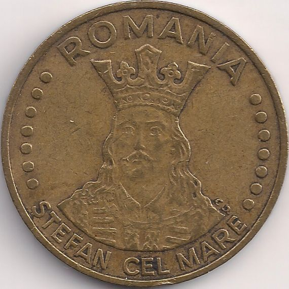 Motivseite: Münze-Europa-Südosteuropa-Rumänien-Leu-20.00-1991-2003