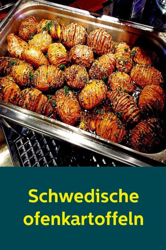 Schwedische Ofenkartoffeln ! – alltagtricks