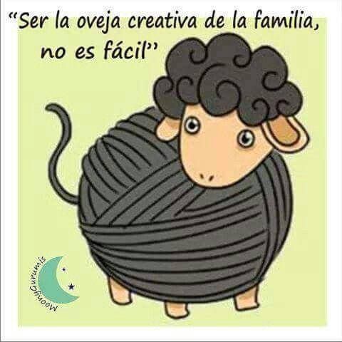 Tejedoras. Ovejas creativas!♡♡♡♡