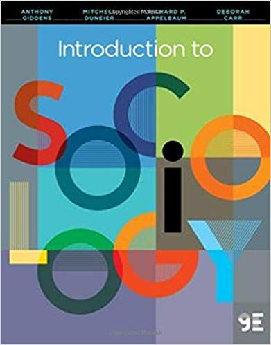 Anthony Giddens Sociology Ebook