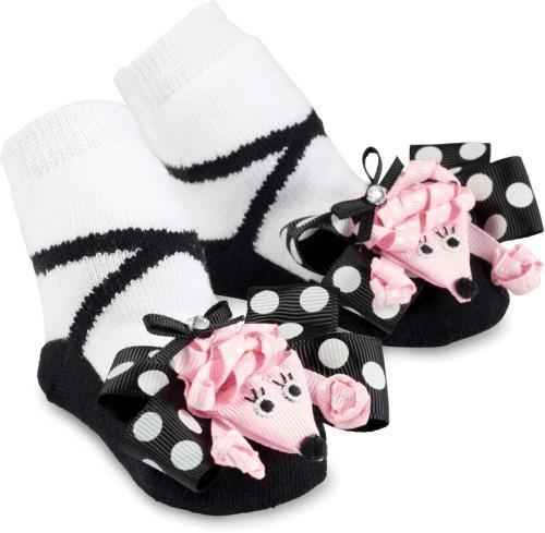 Mud Pie Baby - Mud Pie Poodle Socks - Lollipopmoon.com only $12.00 - New Items